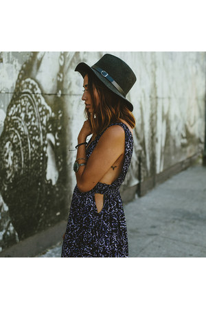 wool fedora nectar clothing hat - nectar clothing dress