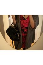 Miu Miu purse - Lux sweater - wilfred dress