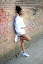 Adidas shorts - Adidas hoodie - Adidas sneakers