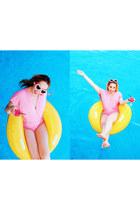 bubble gum zeroUV sunglasses - bubble gum Lovelyshoesnet swimwear