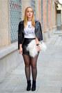 White-front-row-shop-bag-white-snapmade-t-shirt-black-choies-skirt