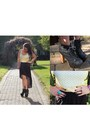 Lita-leather-jeffrey-campbell-heels-netted-vest-bershka-vest