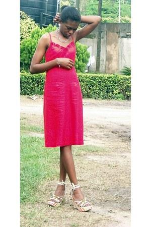 linen seventy dress