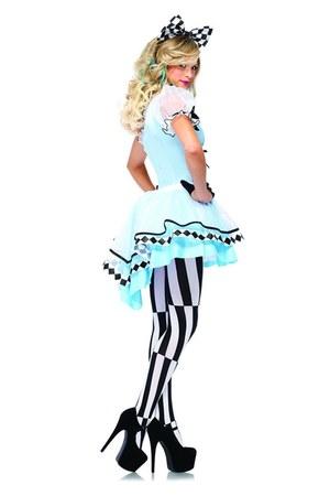 leg avenue dress - dress - AmiClubWear heels - leg avenue accessories