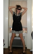 Forever21 dress - H&M necklace - Colin Stuart Victorias Secret catalog shoes