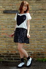 Heather-gray-beandoll-accessories-white-creepers-tuk-shoes