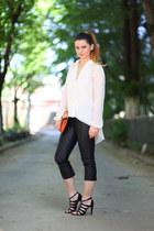 Pimkie pants - Zara heels