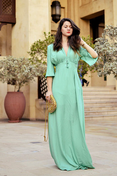 aquamarine 051 dress