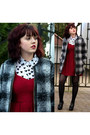 Dark-gray-wool-new-look-coat-white-hearts-new-look-shirt