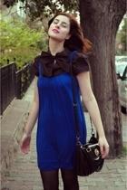 Polo Garage dress - Topshop accessories - Mango shirt - Mango accessories