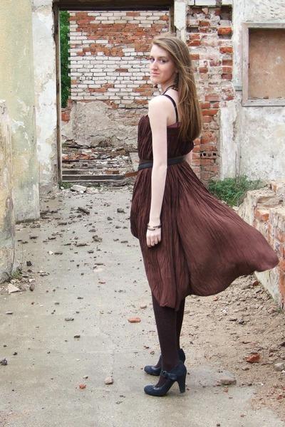 Topshop heels - Moschino accessories