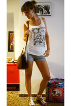 BLANCO shorts - Str skirt