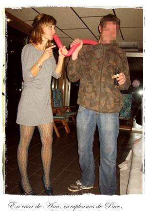 HyM dress - vintage shoes - HyM panties