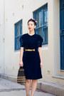 Navy-vintage-dress
