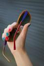 Aldo-shoes-red-eva-sunglasses-fleye-sunglasses