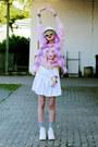Bubble-gum-barbie-crop-top-voodoogirlcouture-sweatshirt