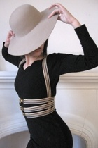 le chateau hat - dress - norwegian wood accessories