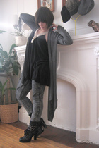 sweater - Topshop top - Monki jeans - shoes