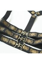 Norwegian Wood Belts