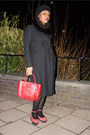 Brick-red-office-pumps-brick-red-asos-dress-black-sisley-coat