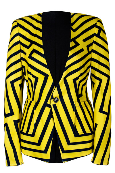 objection blazer