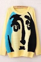 Oasap-sweater