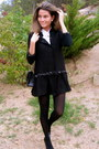 Black-zara-jacket-black-nine-west-shoes-black-chanel-bag