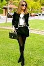 Black-moskada-jacket-black-chanel-bag-black-zara-shorts-black-zara-belt