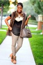 tawny Amy O necklace - tawny zefferina rachel roy boots
