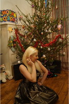 gold Mademoiselle R dress