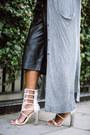 Heather-gray-american-apparel-bodysuit-heather-gray-zara-cardigan