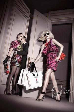lanvin for HM dress - lanvin for HM dress - lanvin for HM shoes