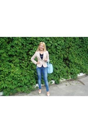 Tommy Hilfiger jeans - reserved blazer - Aldo heels