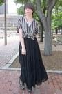 Black-stripped-shetigervintage-blouse