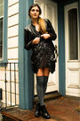 Brown-sanctuary-jacket-blue-mink-pink-jacket-gray-nasty-gal-socks-black-sa