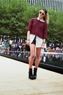 Dark-brown-steve-madden-shoes-brick-red-lf-sweater