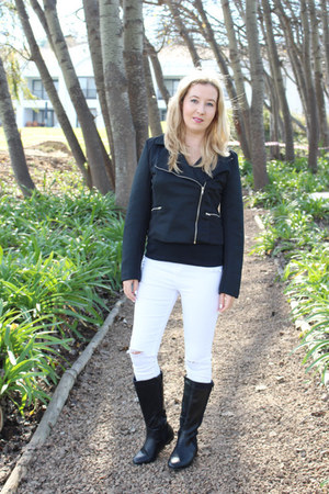 utopia boots - Topshop jeans - Legit jacket