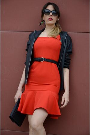 red Rosegal dress
