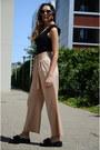 Peach-rosegal-pants