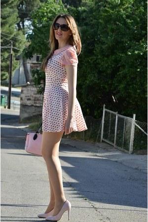 light pink Maggie Sweet dress