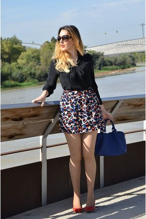 blue Compania Fantastica skirt