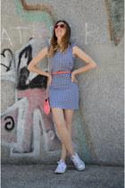 blue Springfield dress