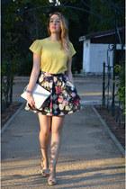 black BLANCO skirt