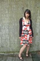Ichi dress - shoes - jacket