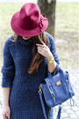 Tan-persunmall-coat-ruby-red-ecua-andino-hats-hat-h-m-sweater