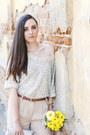 Periwinkle-h-m-bag-beige-massimo-dutti-pants-leopard-print-fishbone-blouse