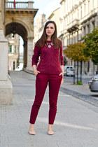 H&M sweater - Zara pants