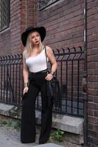 H&M hat - H&M bag