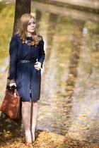 H&M coat - Dasha bag