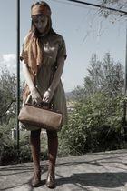 H&M shoes - Beige dress